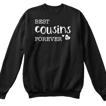 Best Cousins Forever Bcf Heart Family Funny T Shirt Gifts