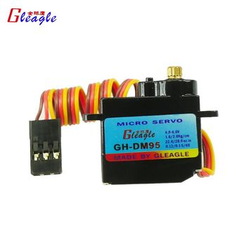 Eagle RC GH-DM95 ES08MA Swash plate Mini Micro Digital Servo for 480 helicopter