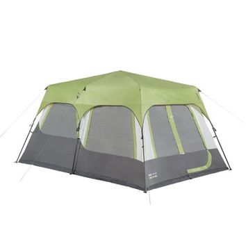 Tent Inst Cabin 10 Classic Wfly Sig