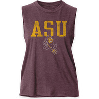 Arizona State University Sun Devils Women's Muscle Tank Top | Arizona State University