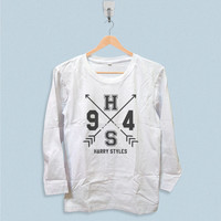 Long Sleeve T-shirt - One Direction Harry Styles 1D