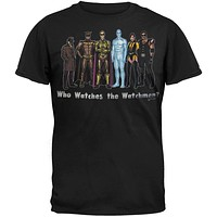 Watchmen - Who Watches The Watchmen T-Shirt