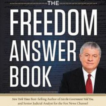 The Freedom Answer Book: Andrew P. Napolitano: 9781400320295: