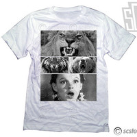 Lions and Tigers and Bears Oh My T-Shirt