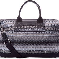 BLACK MULTI SWEATER FELT SEEKER WEEKENDER