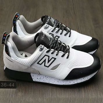 Women Men Casual Running NEW BALANCE Sport Shoes Sneakers White G-A0-HXYDXPF