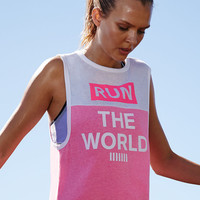 Graphic Muscle Tank - Victoria's Secret Sport - Victoria's Secret