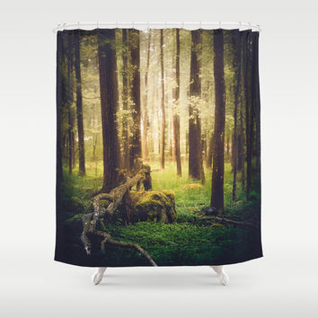 Come to me Shower Curtain by HappyMelvin