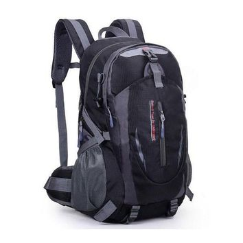 35L Water-Resistant Hiking Backpack