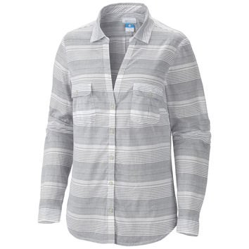 Columbia Sun Drifter Shirt - Long-Sleeve - Women's