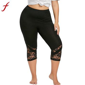 Fashion legging plus size Fashion Women Lace Skinny leggings women Pants Leggings Multi Color Choic warm pants Plus Size XL-5XL