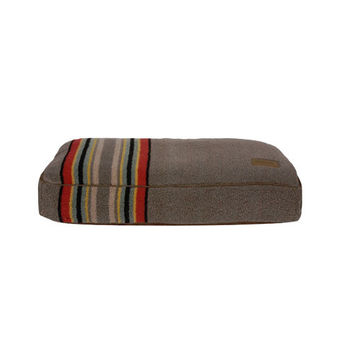 Pendleton Dog Bed — Umber Yakima Camp