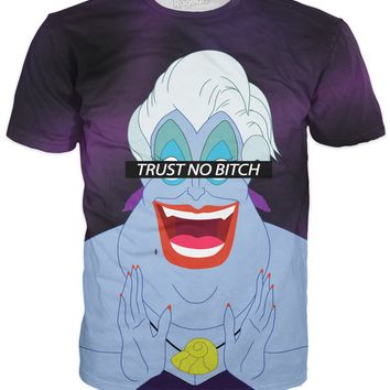 Trust No Bitch Ursula T-Shirt