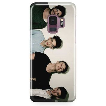 The 1975 Matt Healy Guitar Samsung Galaxy S9 Case | Casefantasy