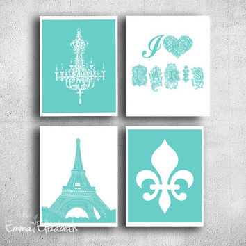 Shop Tiffany Blue Wall Decor On Wanelo