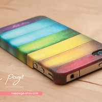 iphone 4 case case for Iphone 4 Blackberry mobile Case by NapPage