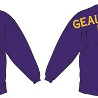 LSU Geaux Tigers Womens Spirit Shirt