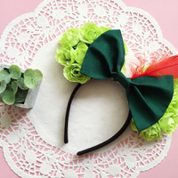 Peter Pan Inspired Minnie Ears