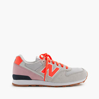 Women's New Balance For J.Crew 696 Sneakers
