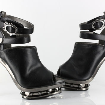 Hades 'Rogue' Ankle Booties