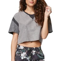 Some Days Lovin Jackson Duo Cropped Top - Womens