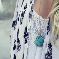 Sun Tide Necklace