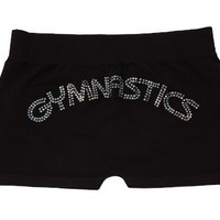 Lizatards Gymnastics Stretch Shorts