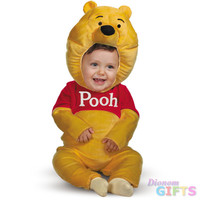 Toddler Boy's Costume: Winnie The Pooh 3-4T