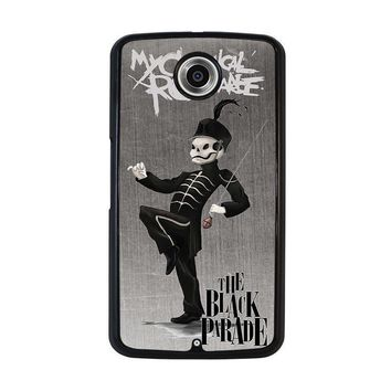 my chemical romance black parade nexus 6 case cover  number 1