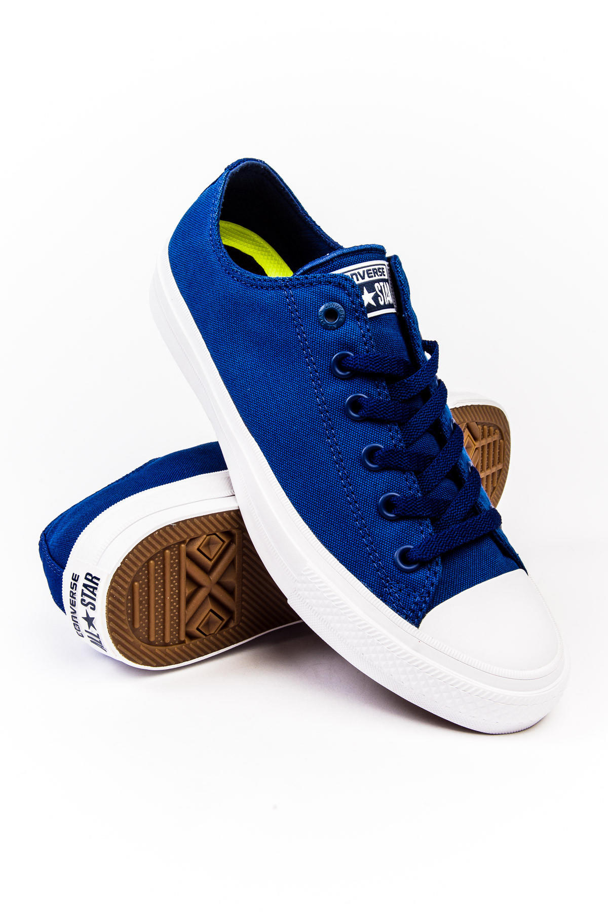 Converse Chuck Taylor All Star II Blue Ox Sneaker