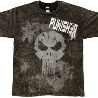 Punisher - Ready For This Mineral Wash T-Shirt