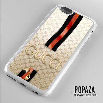 Gucci logo unique iPhone 6 Case Cover