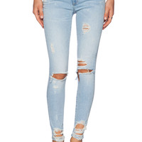 Lovers + Friends Ricky Skinny Jean in Solana