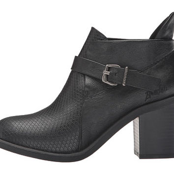 Blowfish Mina Black Old Ranger/ Black Chopped PU - Zappos.com Free Shipping BOTH Ways