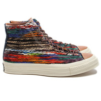 Converse - Chuck Taylor All Star High 1970 Woven Textile (Twilight/Aero Blue)