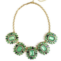 green statement necklace, green statement jewelry, green necklaces, statement necklaces, jcrew jewelry, jcrew necklace, j crew inspired