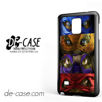 Teenage Mutant Ninja Turtles Poster For Samsung Galaxy Note 4 Case Phone Case Gift Present