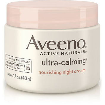 Aveeno Aveeno Ultra Calming Nourishing Night Cream