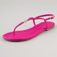 Tory Burch Emmy Flat Thong Sandals | SHOPBOP