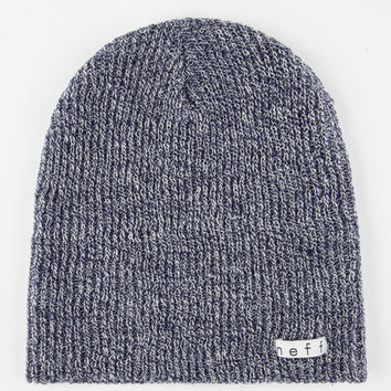 Neff Daily Beanie Navy Combo One Size For Men 17667121101