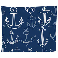 Anchors Aweigh Tapestry