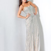 Jovani 4343 Dress at Peaches Boutique