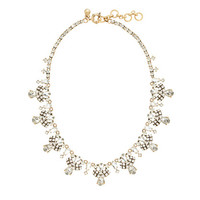 CRYSTAL GARLAND NECKLACE