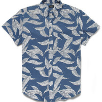 J.Crew - Printed Cotton-Twill Short-Sleeved Shirt | MR PORTER