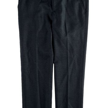 Appaman Boys' Black Mod Suit Pants