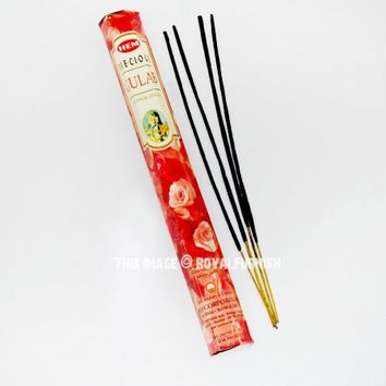 HEM Incense - Rose Gulab, 20 Sticks on RoyalFurnish.com