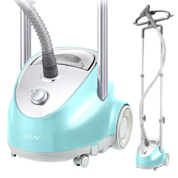 Salav Garment Steamer, Professional Series, 1500W, Blue