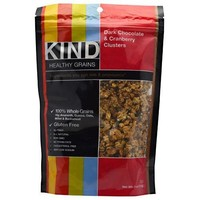 KIND FRUIT & NUT BARS CLSTR,DK CHOC & CRANBERRY, 11 OZ