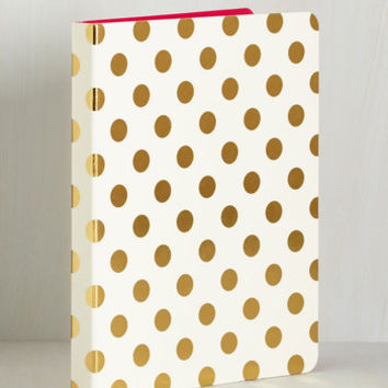 Thought in the Act Notebook by kate spade new york from ModCloth