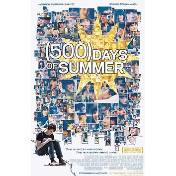 500 Days of Summer 27x40 Movie Poster (2009)
